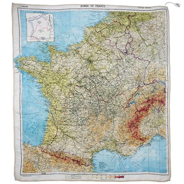 silk escape map