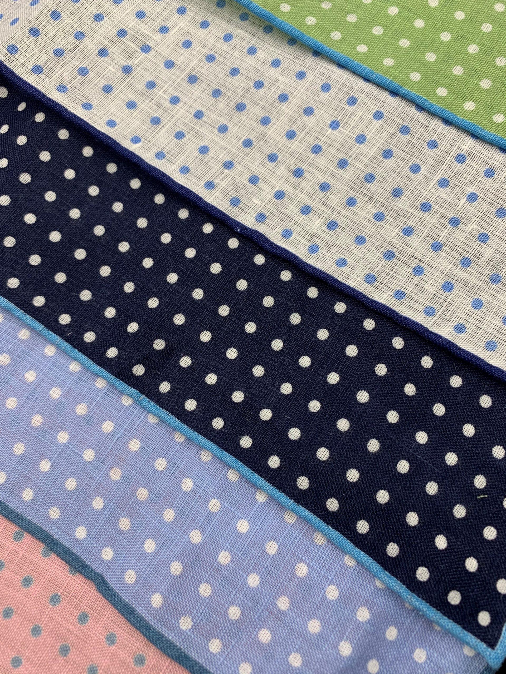 Printed Irish Linen