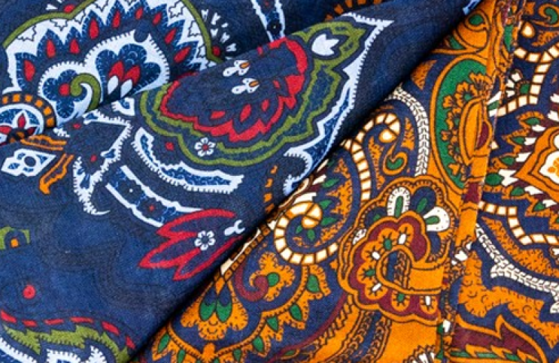 Everything you need to know about the Paisley pattern