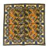 Pine Silk Pocket Square - GreenRust