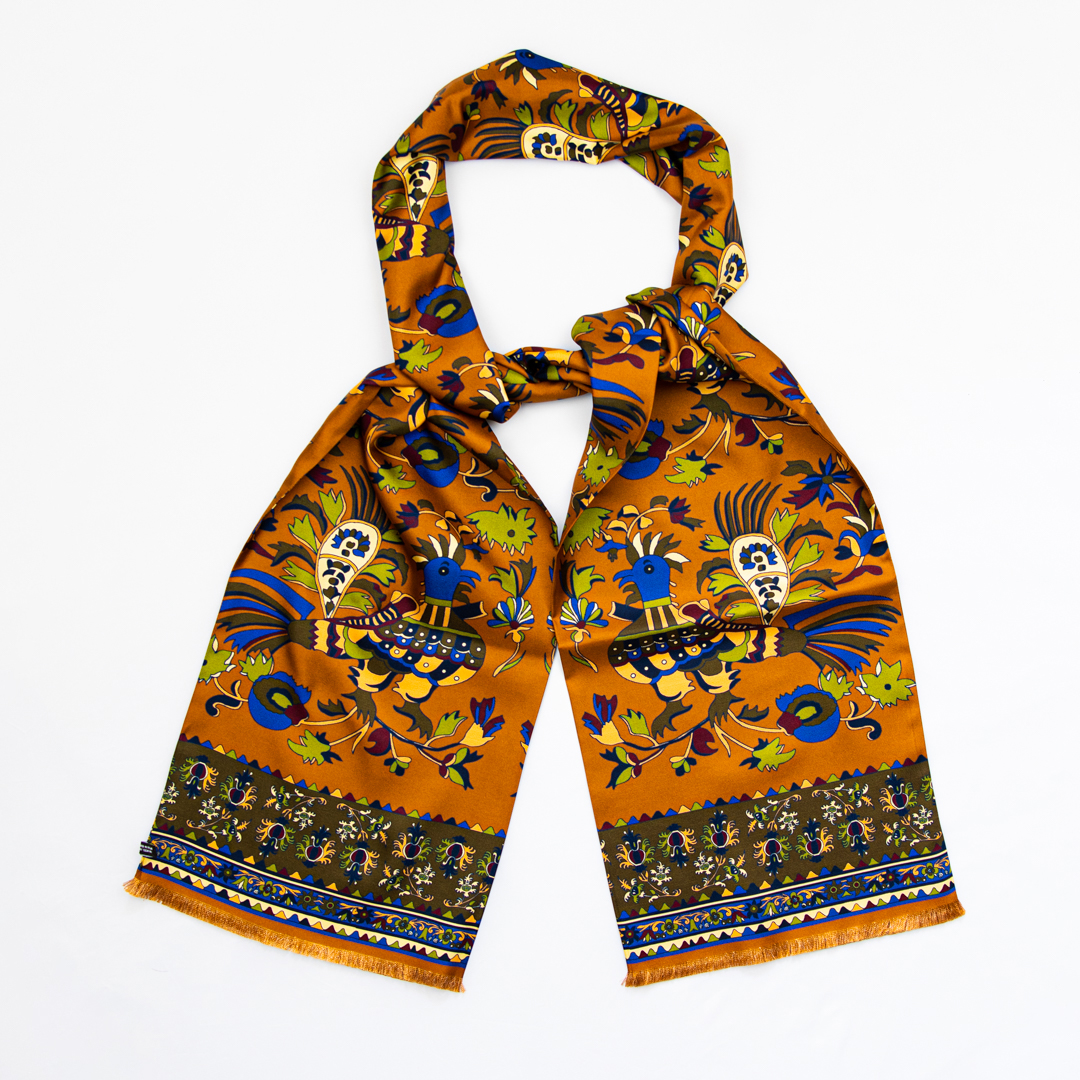 Rooster Scarf