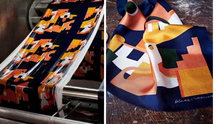 bespoke printed pocket squares
