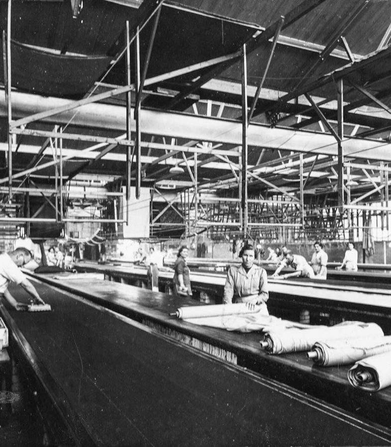 adamley textiles historical fabric printing