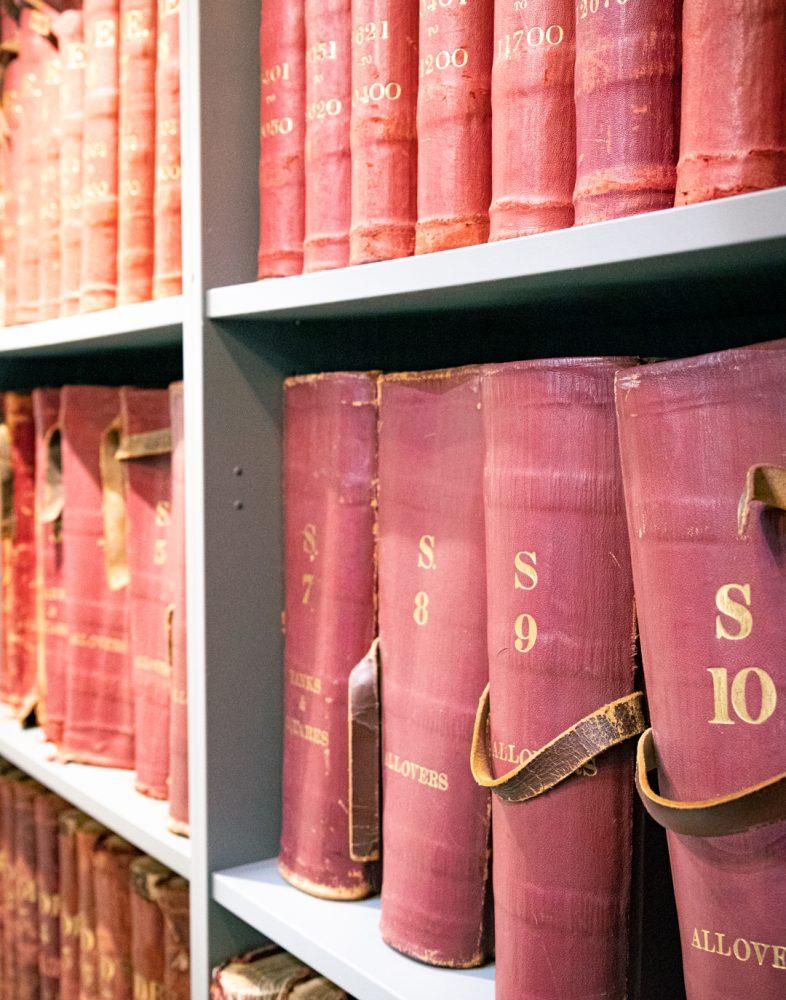 adamley vintage print archive
