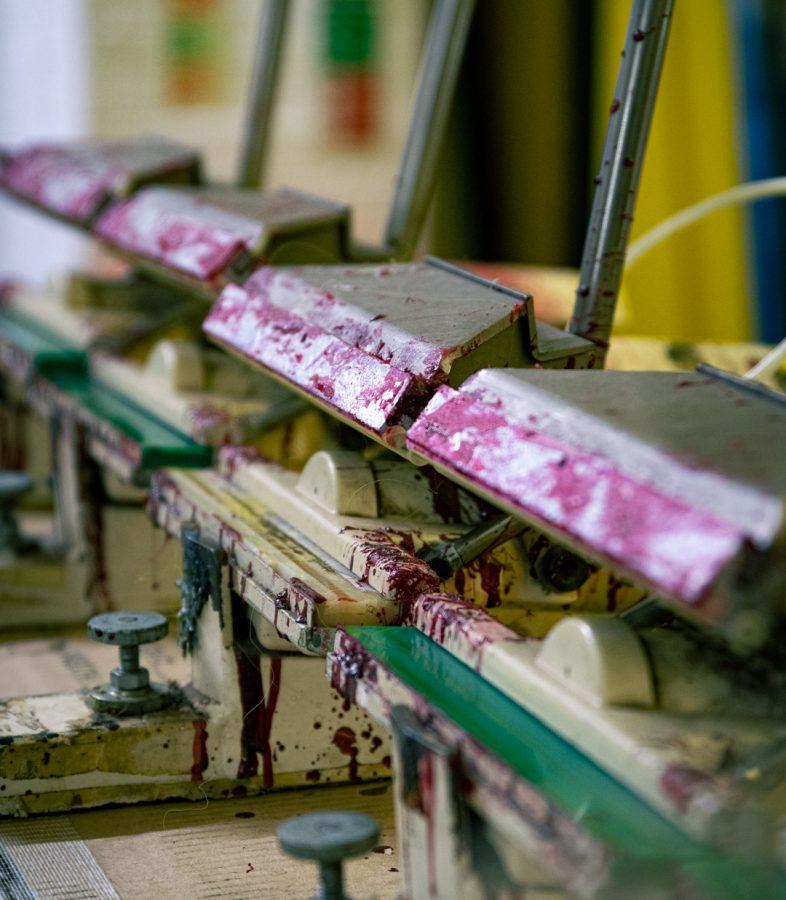 digitally printing on silk