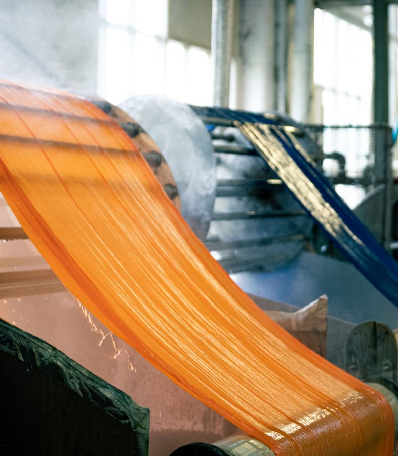 traditional macclesfield silk printing